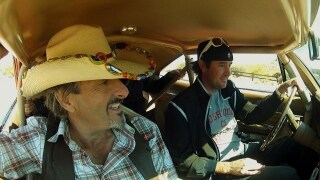 Feherty Shorts: Duking it out with Bubba Watson