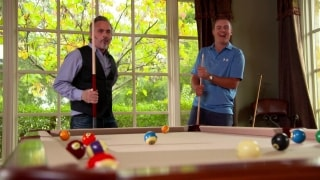 Feherty Shorts: Racking them up with Spieth