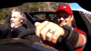 Feherty Shorts: Joy Riding with Patrick Reed
