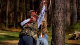Feherty Shorts: Archery with Curtis Strange