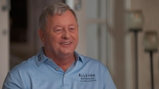 Feherty: Woosnam's early boxing days