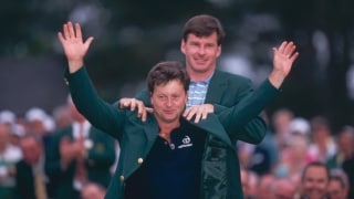 Feherty: How Woosnam's Masters trophy disappeared