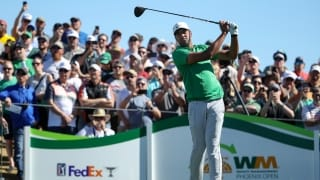 #MovingDay: Finau (62) takes lead at Phoenix Open