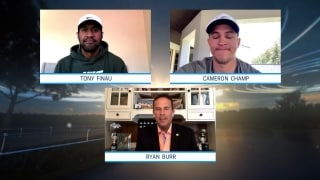 Finau, Champ share thoughts on PGA Tour restart