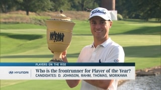 Players on the Rise: Who is the frontrunner for Player of the Year?