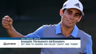 Golf Central Update: Joaquin Niemann and the call worth waiting for
