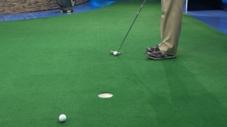 O'Connell: Sink pressure putts
