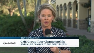 What's new? Big changes for CME Group Tour Championship