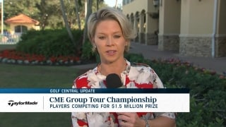 Players competing for $1.5 million at LPGA finale in Naples