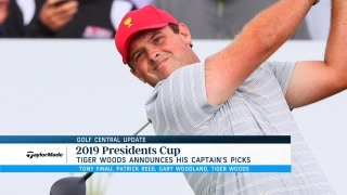 Golf Central Update: What to expect from Tiger's Presidents Cup picks