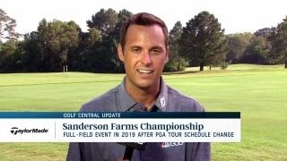 Golf Central Update: What's new now that Sanderson Farms is a full-field event?