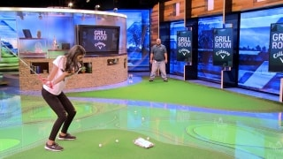 Grill Room: Spieth and Fallon's marshmallow trick
