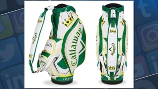 Grill Room: Callaway's impressive portfolio of major-themed bags