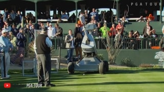 Grill Room: That time a robot hit a hole-in-one