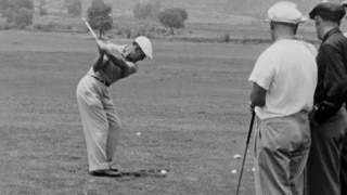 "How Ben Hogan would ""dig it out of the dirt"""