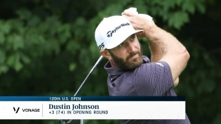 Instant Analysis: World No. 1 Dustin Johnson struggles in first round of U.S. Open