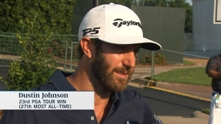 FedExCup champ DJ: Calm, cool and collecting that $15 million
