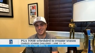 Golf Central Update: Thomas talks announcing The Match II, Ryder Cup, and his return to the PGA Tour