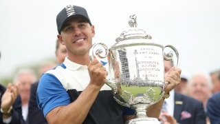 Koepka up for Male Athlete of the Year