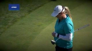 Major Moments: Lincicome's hot start at KPMG Women's PGA Championship
