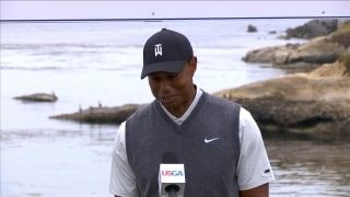 Players' thoughts following Round 1 of the U.S. Open