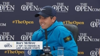 As remembered: Rory says Royal Portrush 'the same golf course'