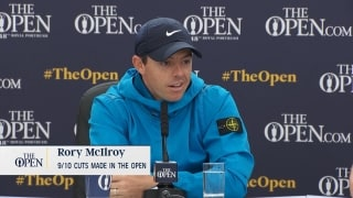 Rory: 'I don't feel like the center of attention' at Royal Portrush