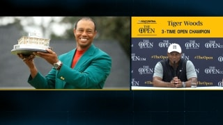 Tiger: Winning Masters 'took a lot out of me'