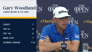 Woodland: Power 'a huge deal' at Royal Portrush