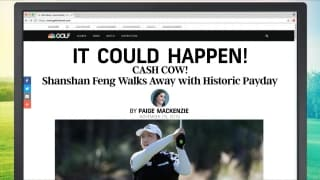 It Could Happen headlines: Race to CME Globe edition