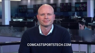 McIntosh talks innovation and technology with Comcast's SportsTech Accelerator