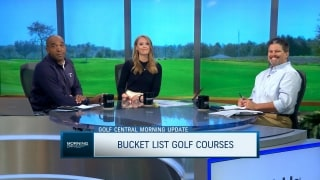 Morning Drive's bucket list courses