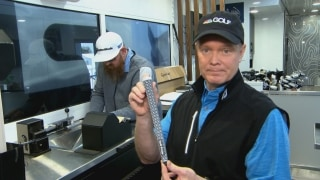Equipment Room: How grip size affects club head speed