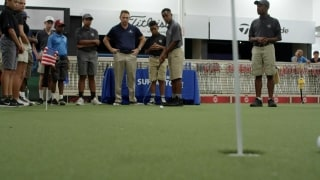Equipment Room: Special lessons for The First Tee at PGA Superstore