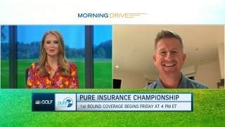 Ginella psyched to play Pebble at Pure Insurance Championship
