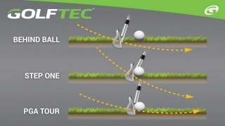 GOLFTEC coaches' series: How to make cleaner strikes