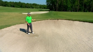 Coaches Series: Picking targets from greenside bunkers