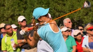 Drive time: Wie regains confidence with driver