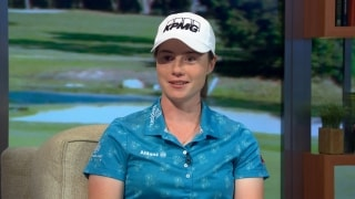 Leona Maguire embarks on LPGA tour career