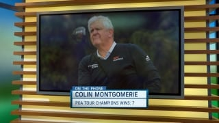 What are Monty's goals for 2020: Colin has confidence to win