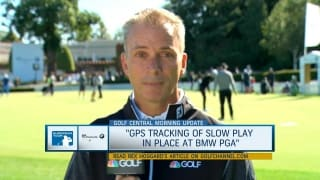 Hoggard: European Tour tracking slow play with GPS