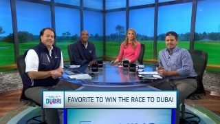 Who will win the Race to Dubai?