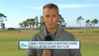 Hoggard's notes: Players love Sea Island redesign