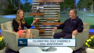 OG Mike Ritz remembers Golf Channel's launch