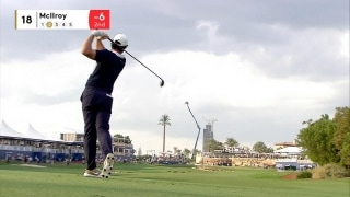 Best shot of the year? Rory says he hit it in Rd. 1 of Euro finale