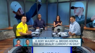 Rory vs. Brooks: The best rivalry in golf?