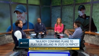 McIlroy: Olympic decision difficult 'until the point that it wasn't'