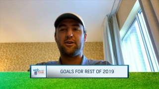 Morning Drive: Web.com champ Scottie Scheffler drops in