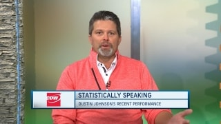 Statistically Speaking: DJ's performance at The Northern Trust