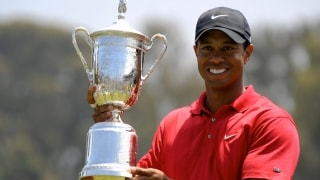 This day in history: Tiger wins 2008 U.S. Open on a broken leg